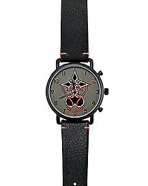 Keyblade Kingdom Hearts Watch