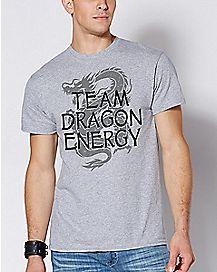 Team Dragon Energy T Shirt