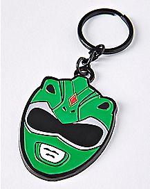 Green Ranger Key Chain - Power Rangers