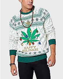 bdae7371 Ugly Funny Christmas Sweaters for Men & Women - Spencer's
