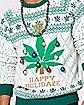 Happy Holidaze Ugly Christmas Sweater