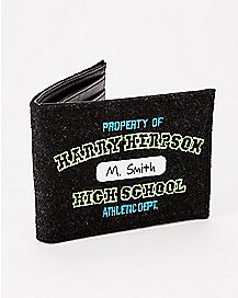 Harry Herpson High School Bifold Wallet - Rick and Morty