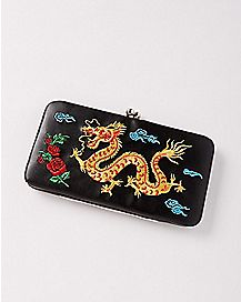 Dragon Kiss Lock Wallet