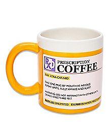 Spinner Prescription Bottle Coffee Mug - 20 oz.