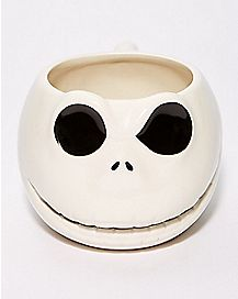 Jack Skellington Coffee Mug 22 oz. - The Nightmare Before Christmas