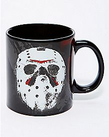 Wish It Was Friday Coffee Mug 20 oz. - Friday the 13th