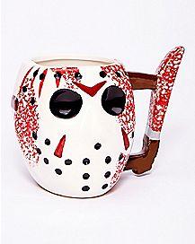 Jason Voorhees Coffee Mug - 24.6 oz.