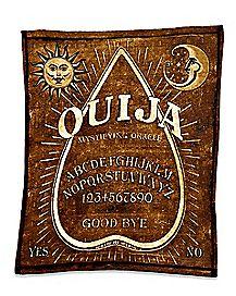 Ouija Fleece Blanket - Hasbro