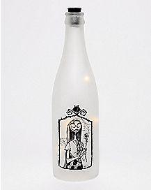 Light-Up Sally Bottle - The Nightmare Before Christmas