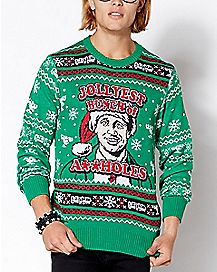 531315df31 Jollyest Bunch Of Assholes Ugly Christmas Sweater - National Lampoon s  Christmas Vacation