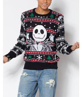 Jack Skellington Christmas Sweater