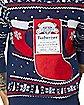 Budweiser Stocking Ugly Christmas Sweater