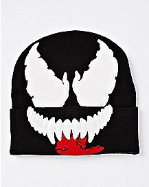 Venom Beanie Hat - Marvel