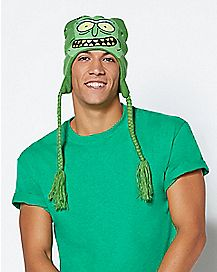 Pickle Rick Laplander Hat - Rick and Morty