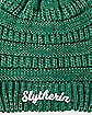 Slouchy Slytherin Beanie Hat - Harry Potter