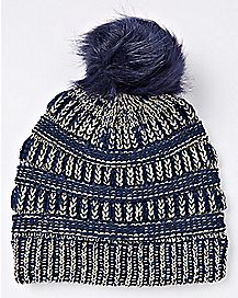 d847b3893c Cold Weather Winter Hats: Beanies, Laplanders, & More - Spencer's