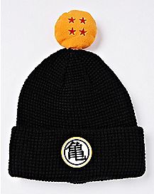 Dragon Ball Z Pom Beanie Hat