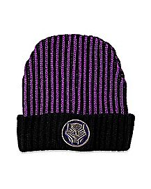 Black Panther Beanie Hat - Marvel