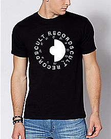 Cult Records T Shirt