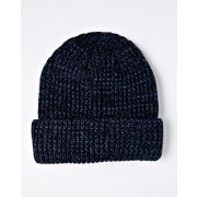 f0f571dac Navy Blue Wakanda Forever Beanie Hat - Black Panther - Spencer's