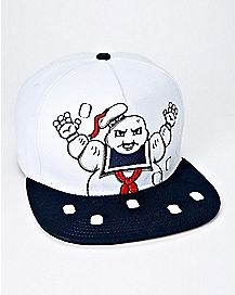 Stay Puft Snapback Hat - Ghostbusters