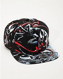 Sublimated Venom Snapback Hat - Marvel