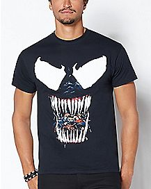 Chomp Venom T Shirt - Marvel