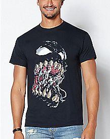 Jawsome Venom T Shirt - Marvel