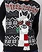 Happy Fucking Llama Day Ugly Christmas Sweater