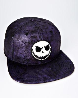 Iridescent Jack Skellington Snapback Hat - The Nightmare Before Christ 48ce5edfdde0