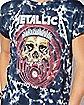 In Vertigo You Will Be Metallica T Shirt