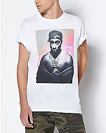 Afterglow Tupac T Shirt