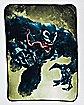 Venom Fleece Blanket - Marvel