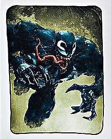 Venom Fleece Blanket - Marvel