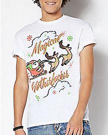 Santa Magical Motherfucker T Shirt