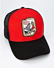 Let's Sacrifice Toby Trucker Hat - Steven Rhodes