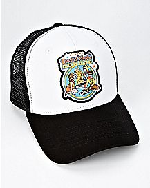 Devil's Music Sing-Along Trucker Hat - Steven Rhodes