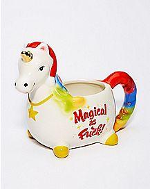 Magical As Fuck Unicorn Mug - 16 oz.