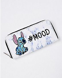 Resting Stitch Wallet - Lilo & Stitch