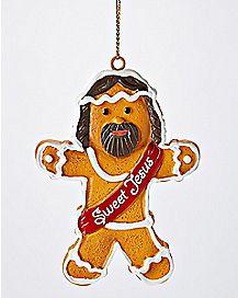 Sweet Jesus Christmas Ornament