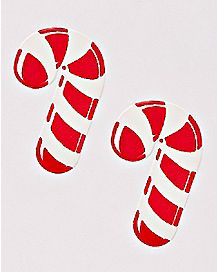 Candy Cane Edible Pasties