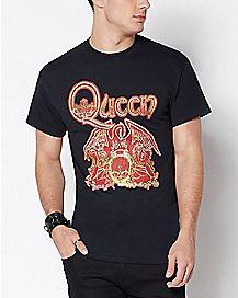 Queen Crest T Shirt