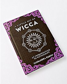 Little Bit of Wicca Book
