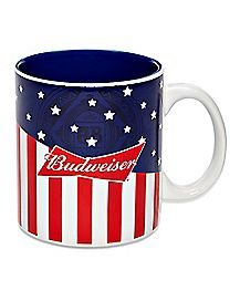 Budweiser Coffee Mug - 20 oz.