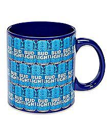 Bud Light Coffee Mug - 20 oz.