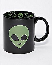 Alien Coffee Mug - 20 oz.