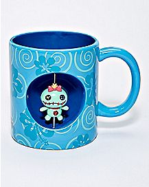 Spinner Stitch Coffee Mug 20 oz. - Disney