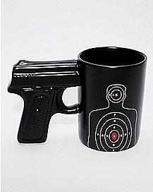 Target Gun Coffee Mug - 20 oz.