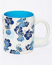 Molded Stitch Coffee Mug 20 oz. - Disney