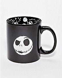 Jack Skellington Coffee Mug 20 oz. - The Nightmare Before Christmas